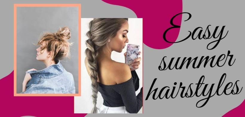 Easy summer hairstyles_derje