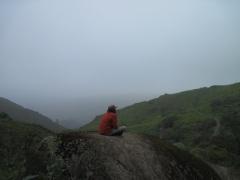 Ich in der Reserva Nacional