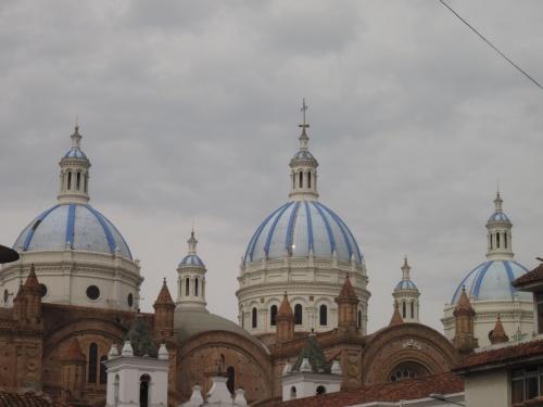 Cuencas Kathedralen-Skyline
