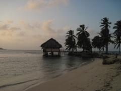 Porvenir, die panamaischen Inseln von San Blas