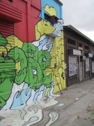 Streetart San Jose