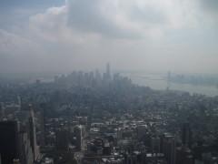 Blick auf Manhattan (Empire State Buildung) I