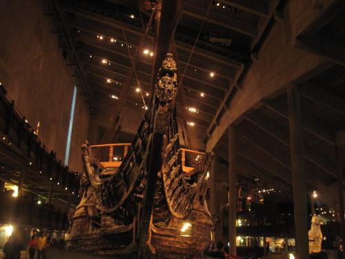 Das eindrucksvollste Schiff das niemanden beeindruckte
