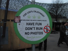 Pusher Street Regeln