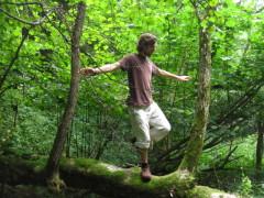 Wanderung in der Slowakei