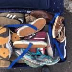 Die Koffer sind voll!!!