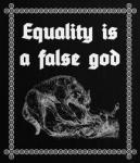 equality-false god