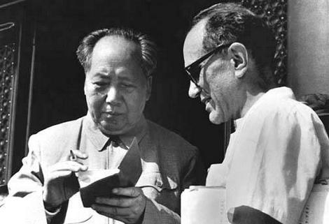 sydney-rittenberg-and-communist-leader-mao-jewish-men-jews-communism