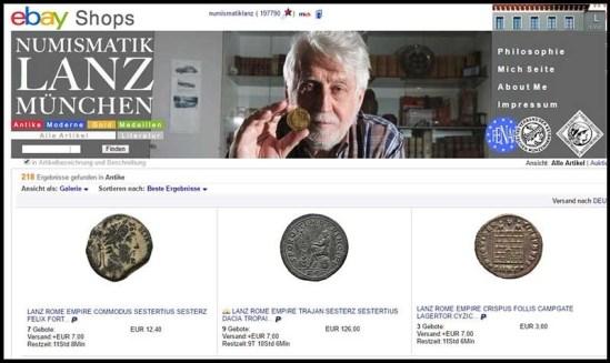 numismatiklanz