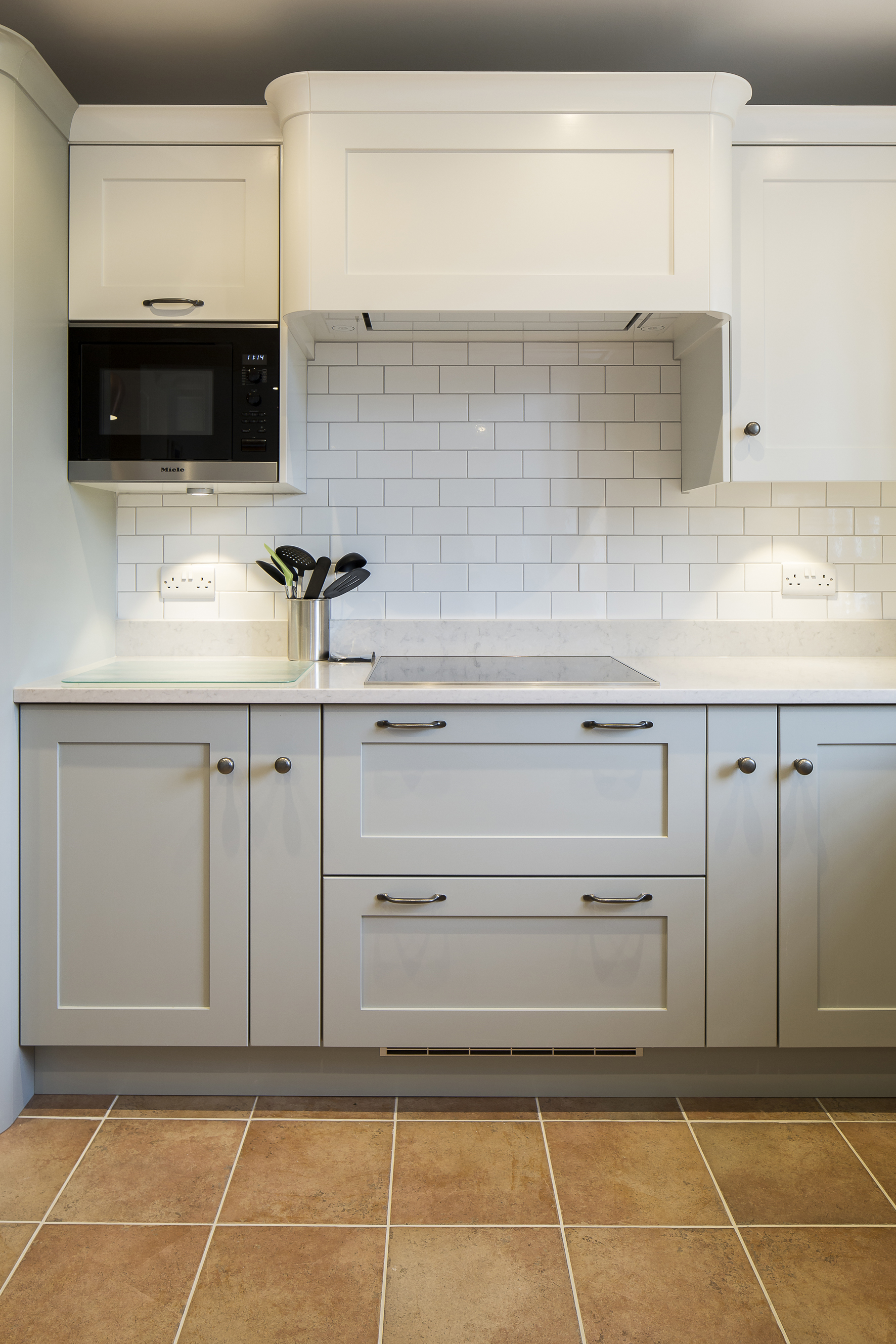 shaker style kitchen bulletin board how to create a beautiful der kern by miele colour