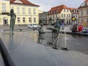 Stadtbrunnen in Riebnitz