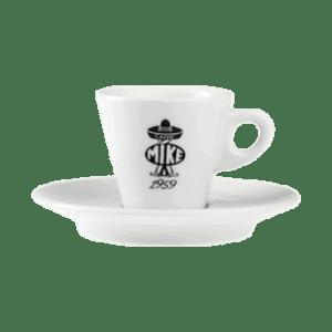 Caffé Mike ESPRESSOTASSEN 6ER SET 60 ml