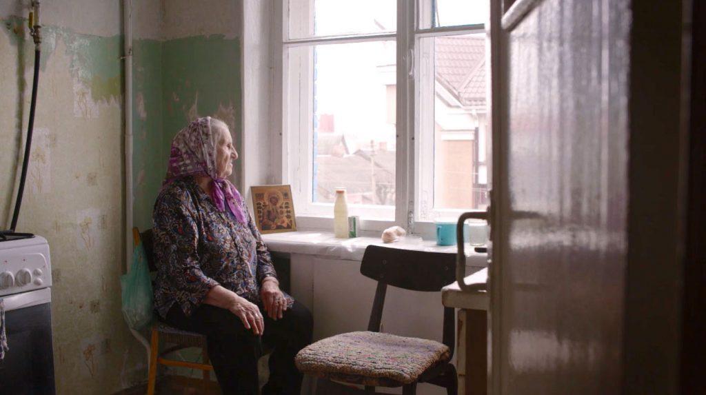 Valentina Dimitreyewna DER KRIEG IN MIR Heinzelfilm