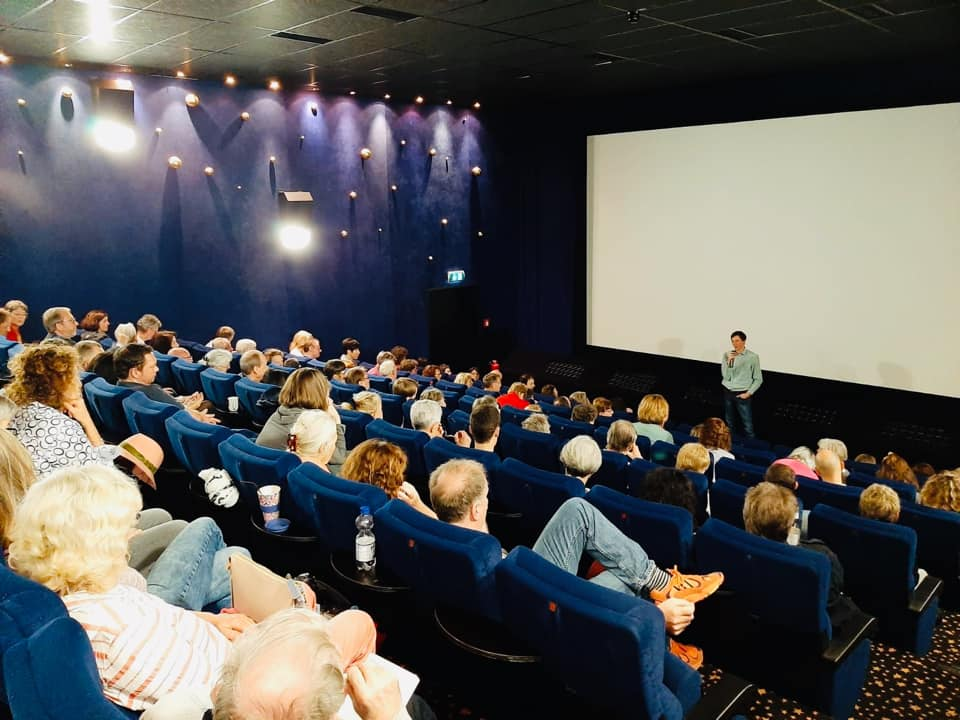 Biberach Der Krieg in mir Heinzelfilm Sebastian Heinzel