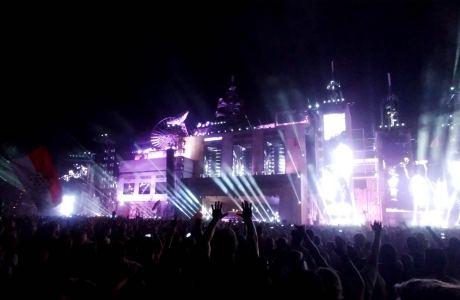 Parookaville Festival für Deichmann