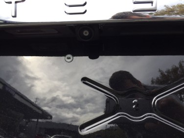 Rückwärtskamera Tesla Model X