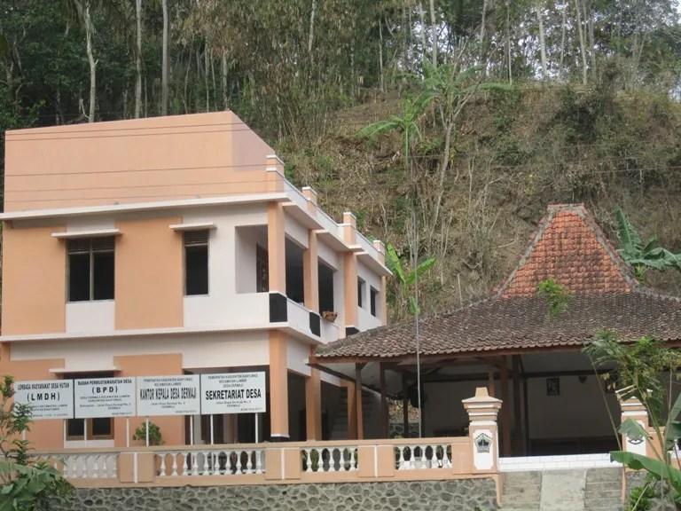 Kantor Desa Dermaji