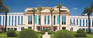 Fachada del edificio de ingreso de Centro Médico Teknon en Barcelona