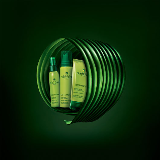 Гамма Volumea от Rene Furterer для объема тонких волос