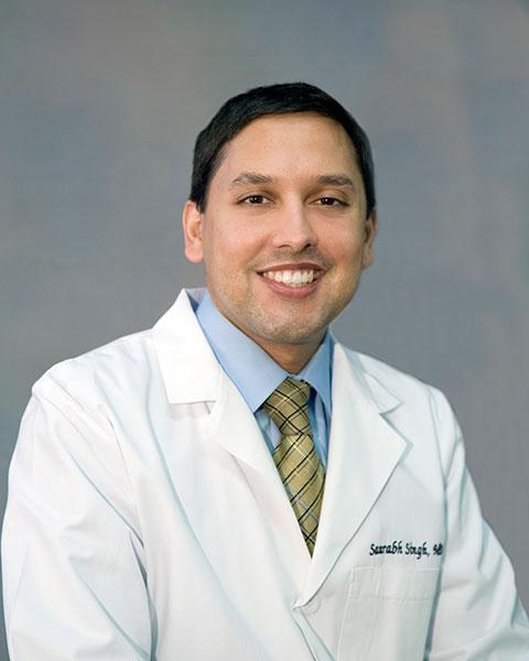 Dr. Saurabh Singh