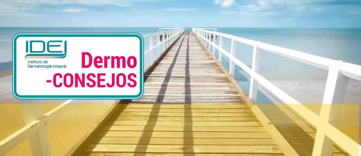 DERMOCONSEJOS SUMMER IDEI QUEMADURAS