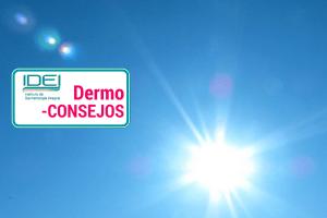 consecuencias de una quemadura solar IDEI