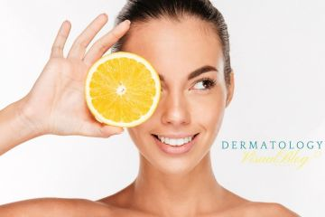 Si te faltan vitaminas tu piel se resiente