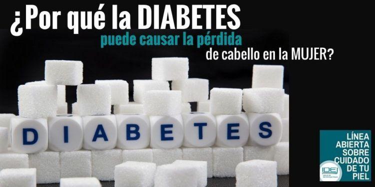 dedo de la diabetes se cae