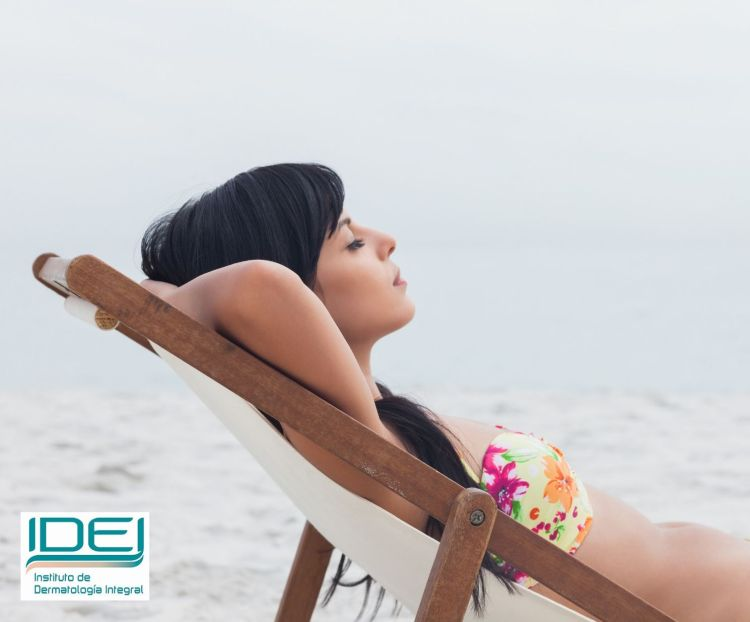 Extreme las precauciones en las partes del cuerpo más sensibles al sol