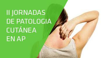 II Jornadas de Patologia Cutánea en AP