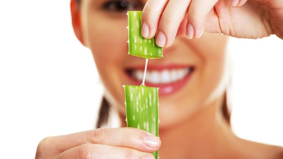Aloe Vera for Hyperpigmentation