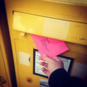 Briefwahl in Düsseldorf