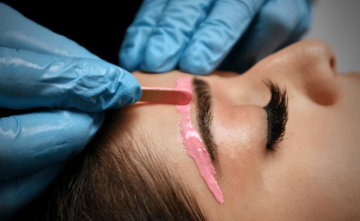dermica brow services