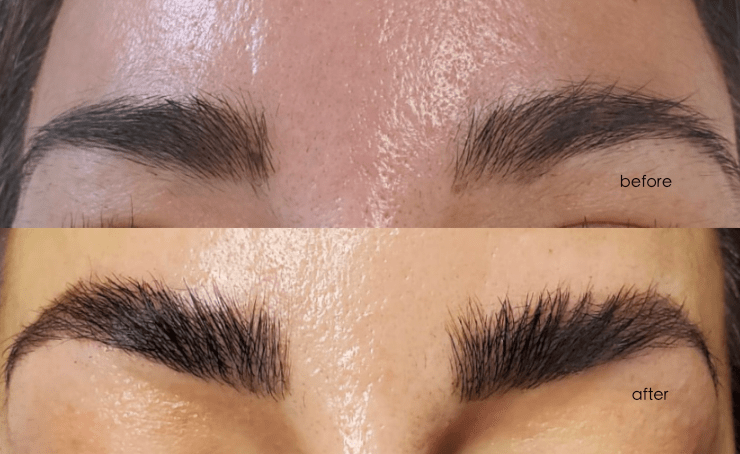 is brow lamination for me?