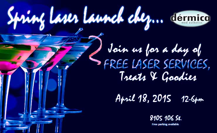 free laser services