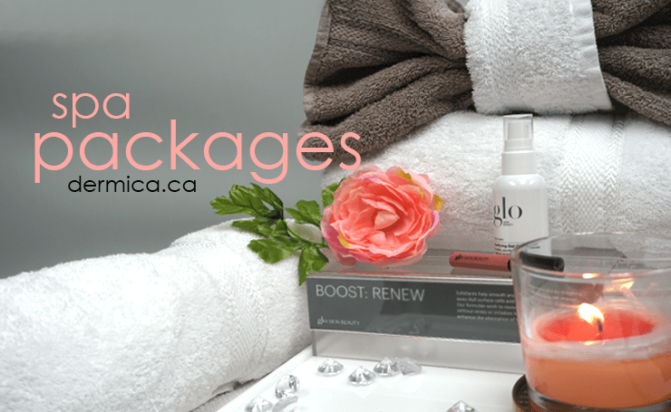 dermica spa package deals