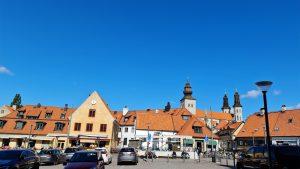 Visbys Marktplatz