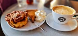 das ist der süße Nachtisch in Ystad