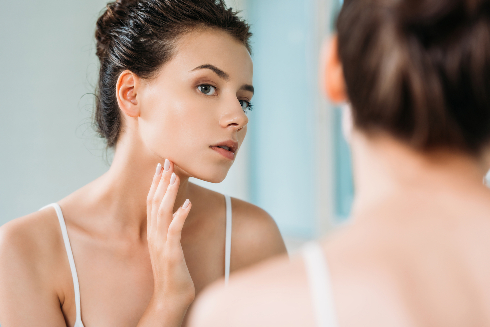 How to find the best acne products.