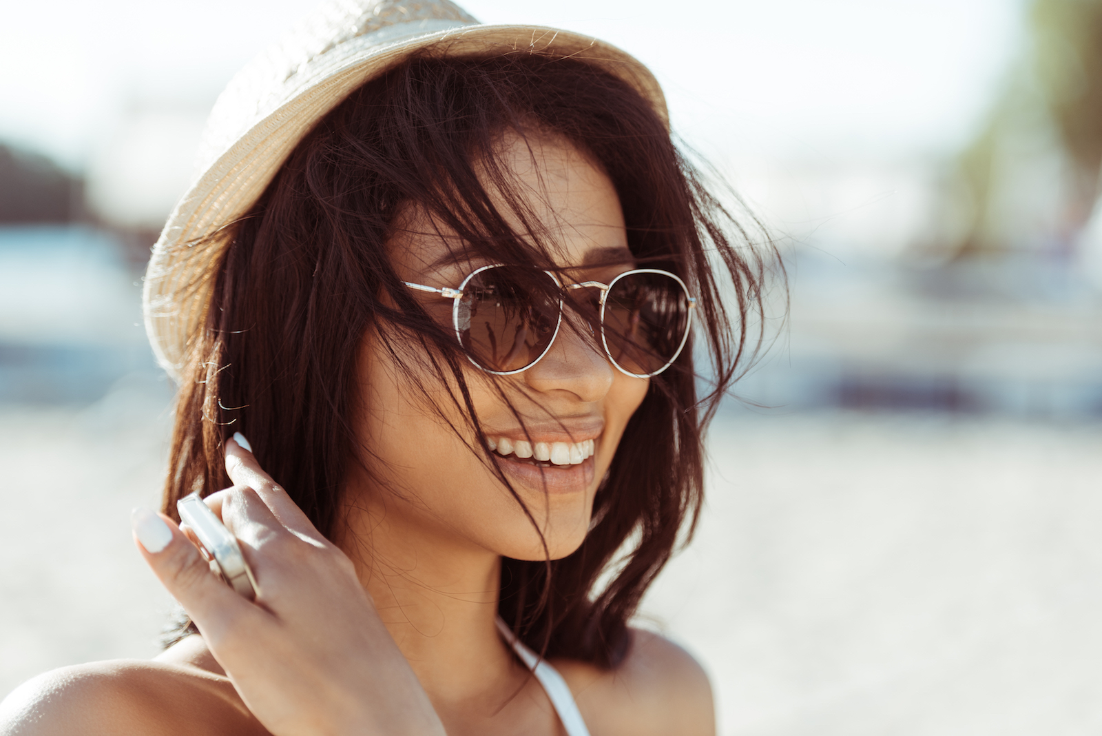 Tell your rosacea who's in charge for great summer skin.