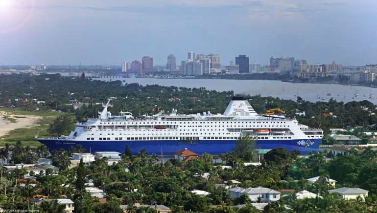 Watch The Grand Celebration Cruise Through the Port of ...