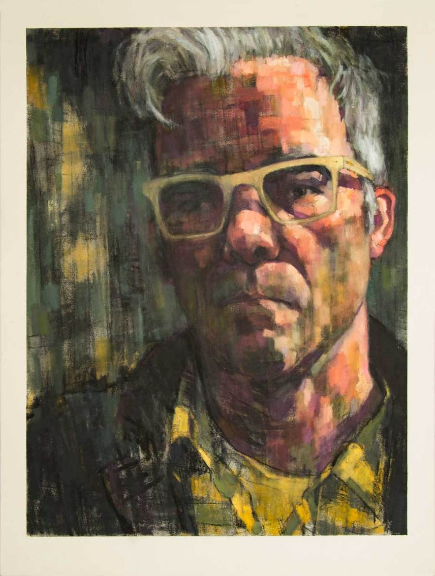 Dermot O'Brien Self-Portrait