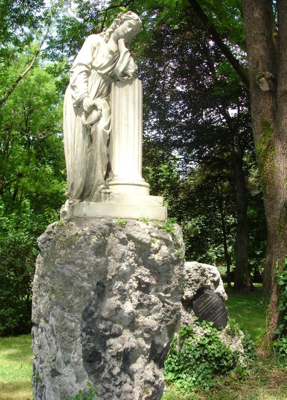 Kriegerdenkmal und Brennesselspinat