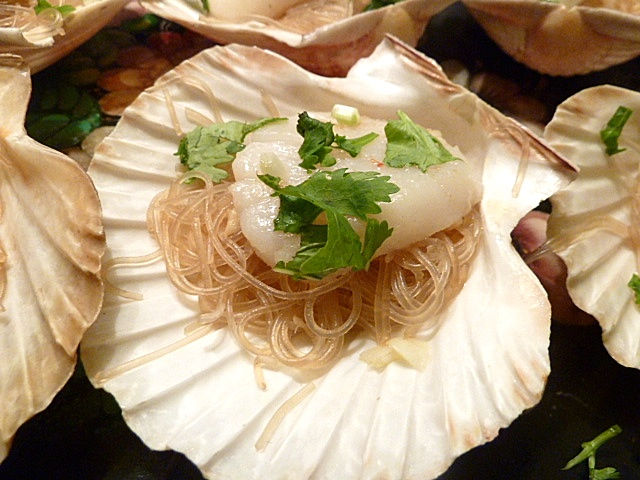Asiatisch kochen für Dido