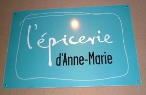 l'épicerie d'Anne-Marie