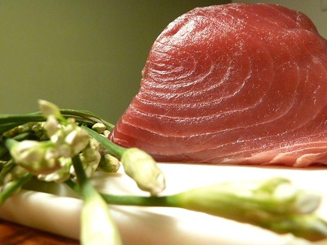 Thunfischtatar