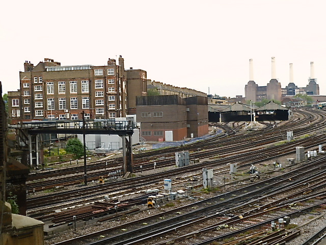 Zu Fuß von Pimlico Richtung King's Road