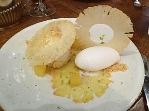 Das Ananas Desert