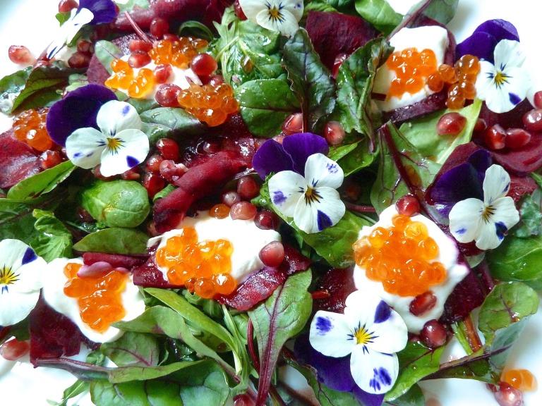 Mit Florette-Salatmischungen nach Paris