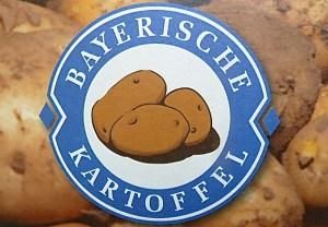 für die in Bayern gewachsenen, sortierten, verpackten oder zu Spezialitäten verarbeteten Kartoffeln